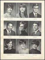 1969 Centerville High School Yearbook Page 10 & 11