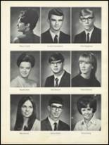 1969 Centerville High School Yearbook Page 12 & 13