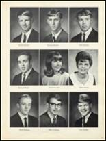 1969 Centerville High School Yearbook Page 16 & 17