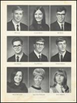 1969 Centerville High School Yearbook Page 18 & 19