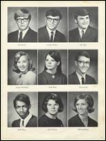 1969 Centerville High School Yearbook Page 20 & 21