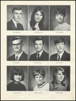 1969 Centerville High School Yearbook Page 22 & 23