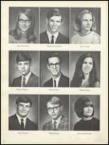 1969 Centerville High School Yearbook Page 24 & 25