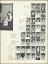 1969 Centerville High School Yearbook Page 42 & 43