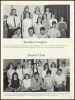 1969 Centerville High School Yearbook Page 54 & 55