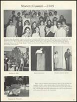 1969 Centerville High School Yearbook Page 58 & 59