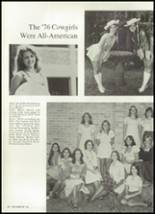 1976 Southwood High School Yearbook Page 42 & 43