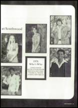 1976 Southwood High School Yearbook Page 56 & 57