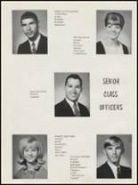 1968 Berryhill High School Yearbook Page 16 & 17