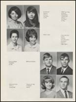 1968 Berryhill High School Yearbook Page 18 & 19