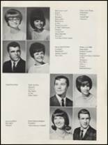 1968 Berryhill High School Yearbook Page 20 & 21