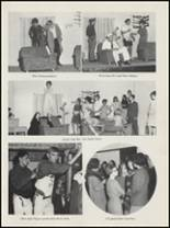 1968 Berryhill High School Yearbook Page 22 & 23