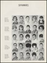 1968 Berryhill High School Yearbook Page 30 & 31