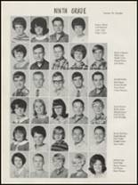 1968 Berryhill High School Yearbook Page 34 & 35