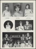1968 Berryhill High School Yearbook Page 66 & 67