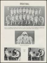 1968 Berryhill High School Yearbook Page 100 & 101