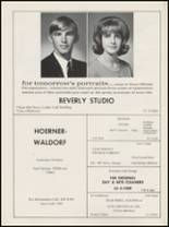 1968 Berryhill High School Yearbook Page 140 & 141