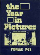 1978 Yearbook Trinity High School