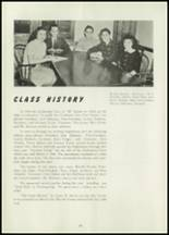 1948 Hillsdale High School Yearbook Page 22 & 23