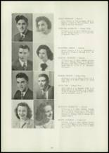 1948 Hillsdale High School Yearbook Page 24 & 25