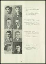 1948 Hillsdale High School Yearbook Page 30 & 31
