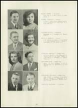 1948 Hillsdale High School Yearbook Page 32 & 33