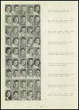 1948 Hillsdale High School Yearbook Page 42 & 43