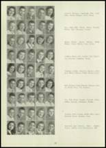1948 Hillsdale High School Yearbook Page 46 & 47