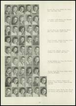 1948 Hillsdale High School Yearbook Page 50 & 51