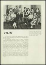 1948 Hillsdale High School Yearbook Page 70 & 71