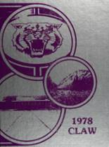 1978 Yearbook Arvada West High School