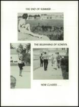 1965 Central High School Yearbook Page 20 & 21