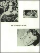 1965 Central High School Yearbook Page 22 & 23