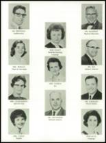 1965 Central High School Yearbook Page 74 & 75