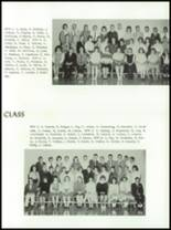 1965 Central High School Yearbook Page 86 & 87