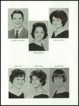 1965 Central High School Yearbook Page 94 & 95