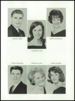 1965 Central High School Yearbook Page 96 & 97