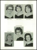 1965 Central High School Yearbook Page 98 & 99