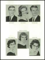 1965 Central High School Yearbook Page 102 & 103