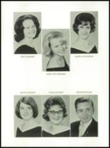 1965 Central High School Yearbook Page 104 & 105