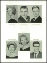 1965 Central High School Yearbook Page 106 & 107
