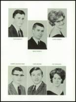 1965 Central High School Yearbook Page 108 & 109