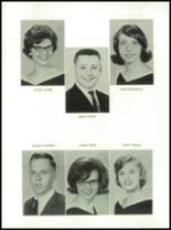 1965 Central High School Yearbook Page 112 & 113