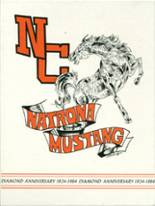 1984 Yearbook Natrona County High School