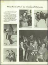 1975 Baird High School Yearbook Page 10 & 11