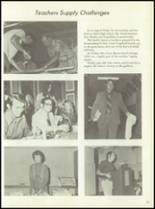 1975 Baird High School Yearbook Page 14 & 15
