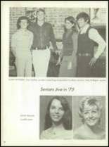 1975 Baird High School Yearbook Page 18 & 19