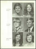1975 Baird High School Yearbook Page 20 & 21