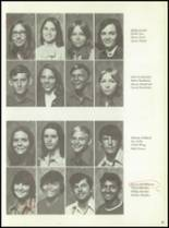 1975 Baird High School Yearbook Page 28 & 29