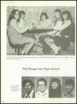 1975 Baird High School Yearbook Page 32 & 33